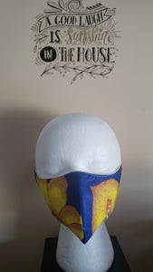 Filtered Cotton Mask - YELFLOWER