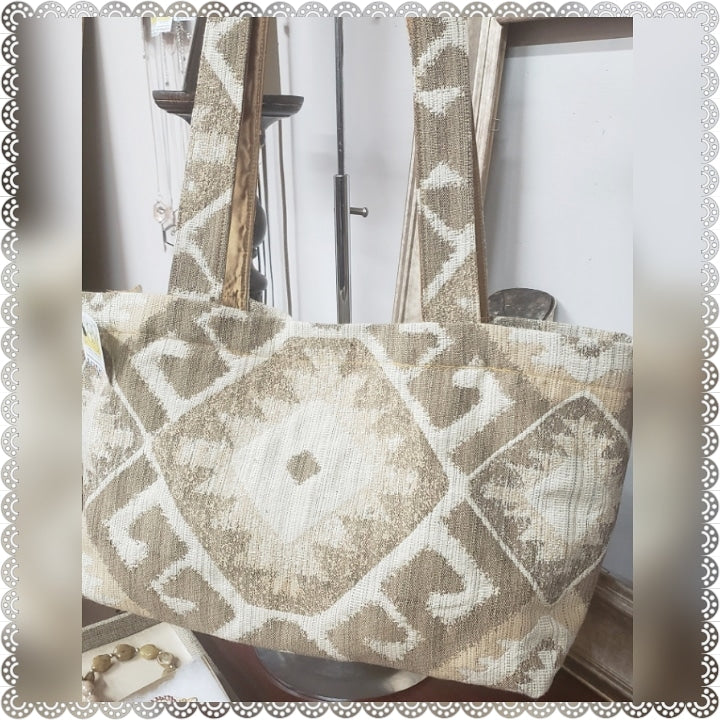 SOLD! Custom Handmade Tote