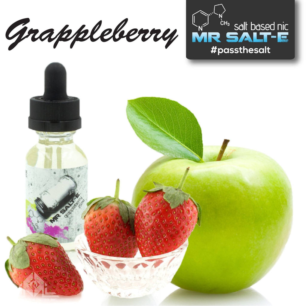 Mr Salt E Eliquid Grappleberry Jedi