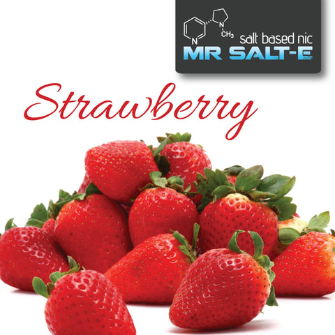 Mr.Salt-E Strawberry