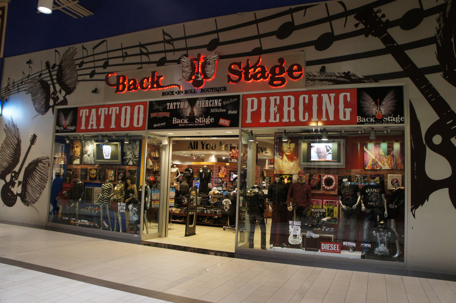Backstage Tattoos offers the best tattoos & piercings in west nyack New York Rockland county