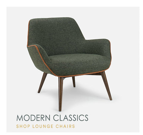 Modern Classics - Shop Lounge Chairs