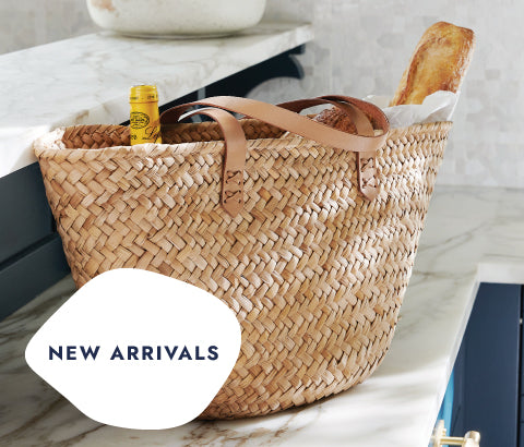 New Dishware, Chairs, Tote Bags & More. Checkout Out Our New Arrivals