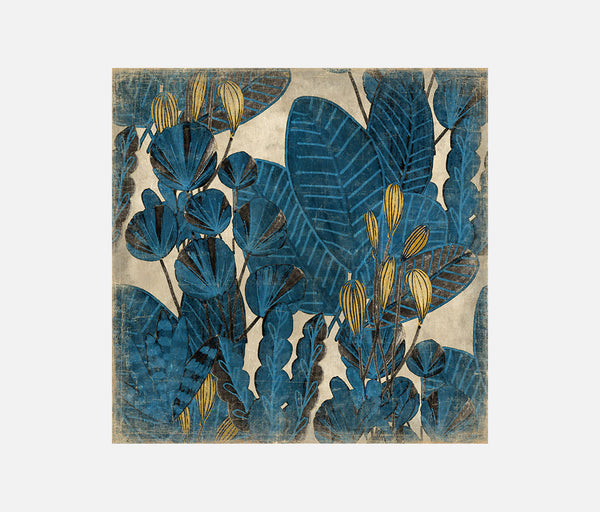 Bleu Lagon Wall Art