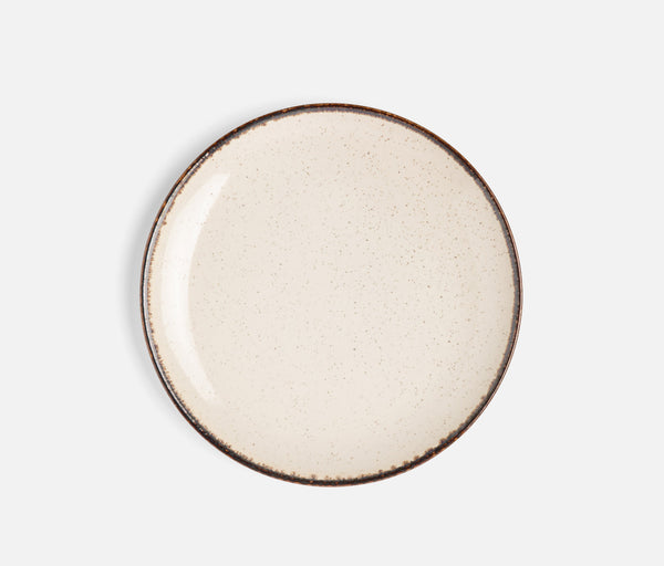 Amaya Dinnerware - Speckled Ivory