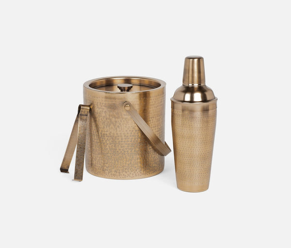 Amherst Barware - Antique Brass