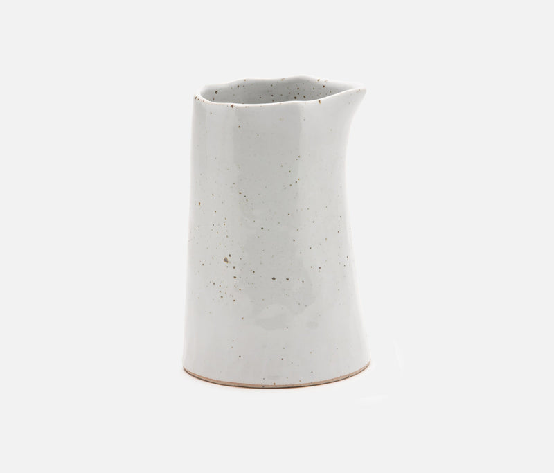Esther Carafe - Stoneware White Salt Glaze