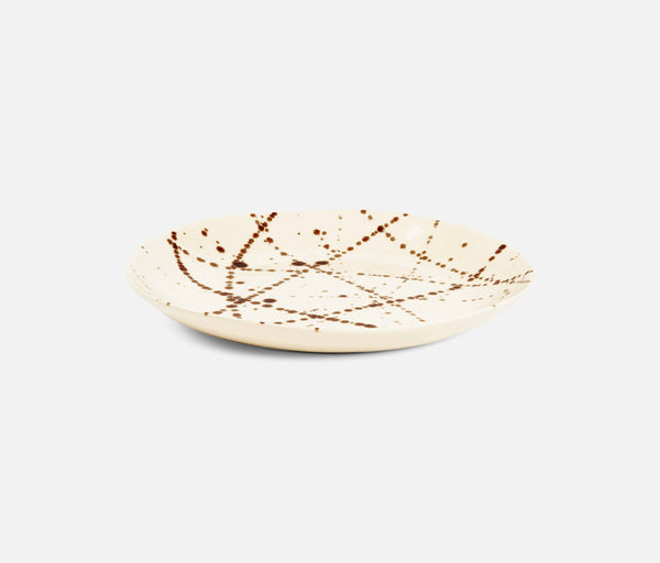 Delaney Dinnerware - Bronze Splatter
