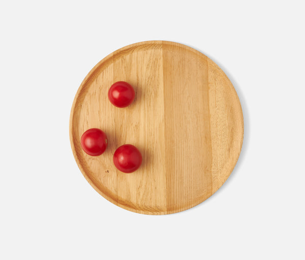 Kennedy Dinnerware - Oak Wood
