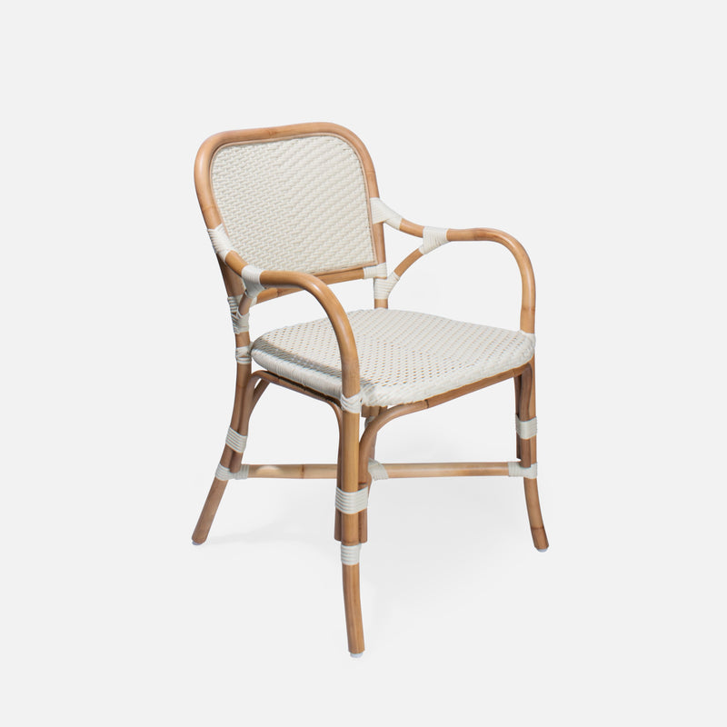 Cali Bistro Arm Chair, Dining Chair