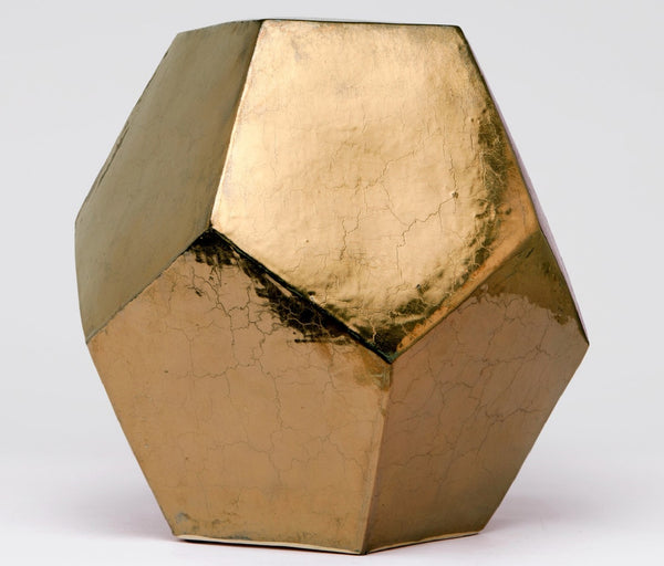 Cole Dodecahedron Stool