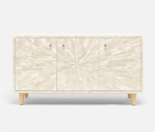 Torion Console Ivory