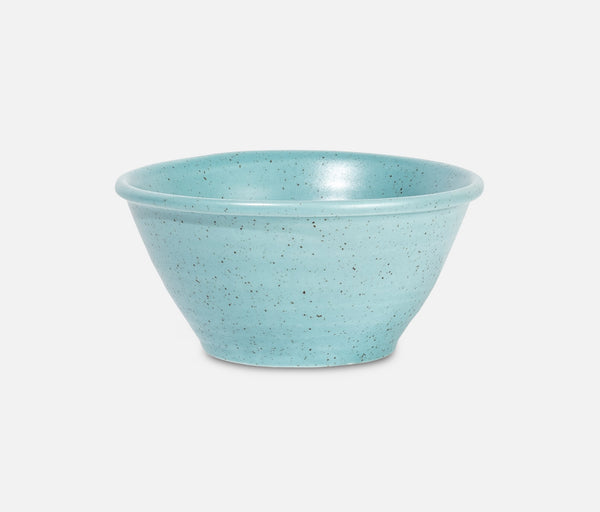 Blue Pheasant Tabletop Speckled Bowl Dinnerware - Blue