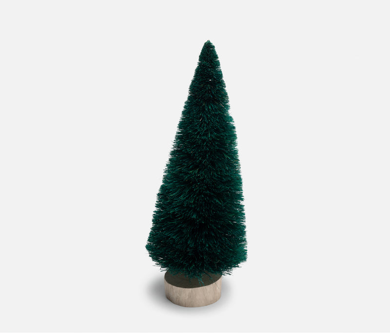 Abaca Christmas Tree Green