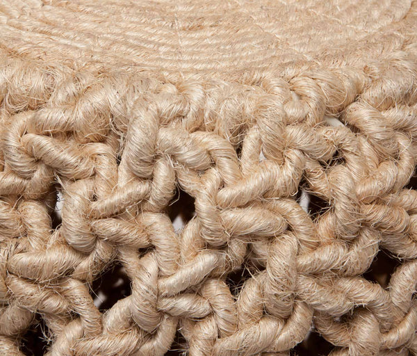 Angela Stools - Natural Abaca Rope