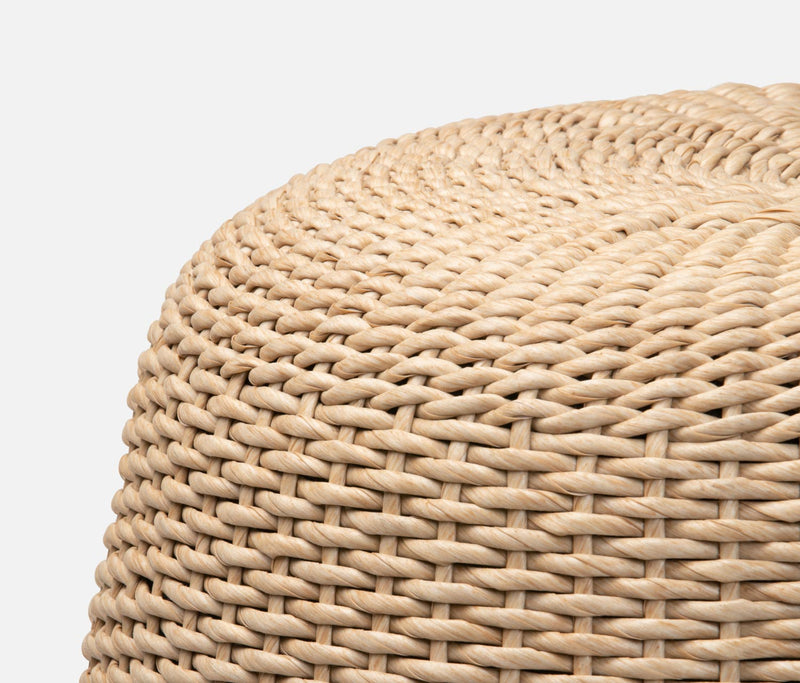 Elias Stools - Natural Twisted Faux Wicker