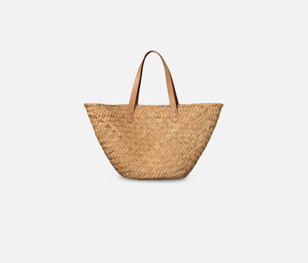 Elko Tote - Natural Seagrass
