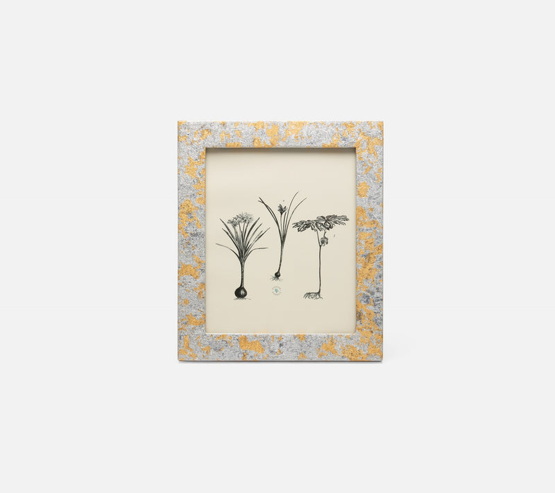 Ely Frame - Gold/Silver Mix