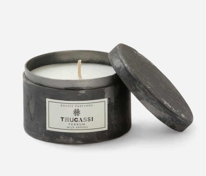 Ferrum candles - wild groves