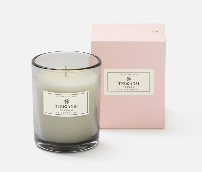 Ferrum candles - sea water foam