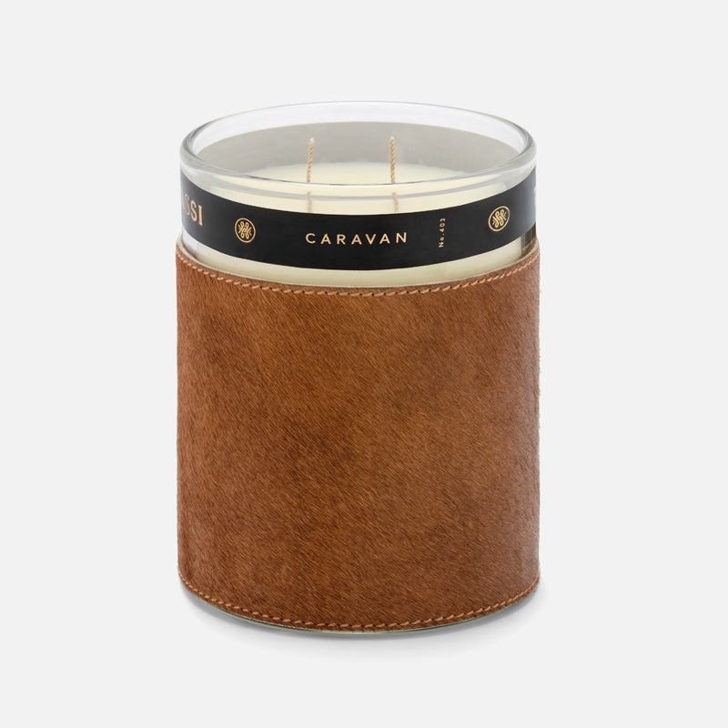 Savanna Candles - caravan