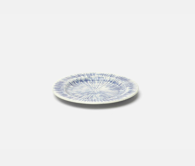 Nolan Dinnerware – Navy/Cream