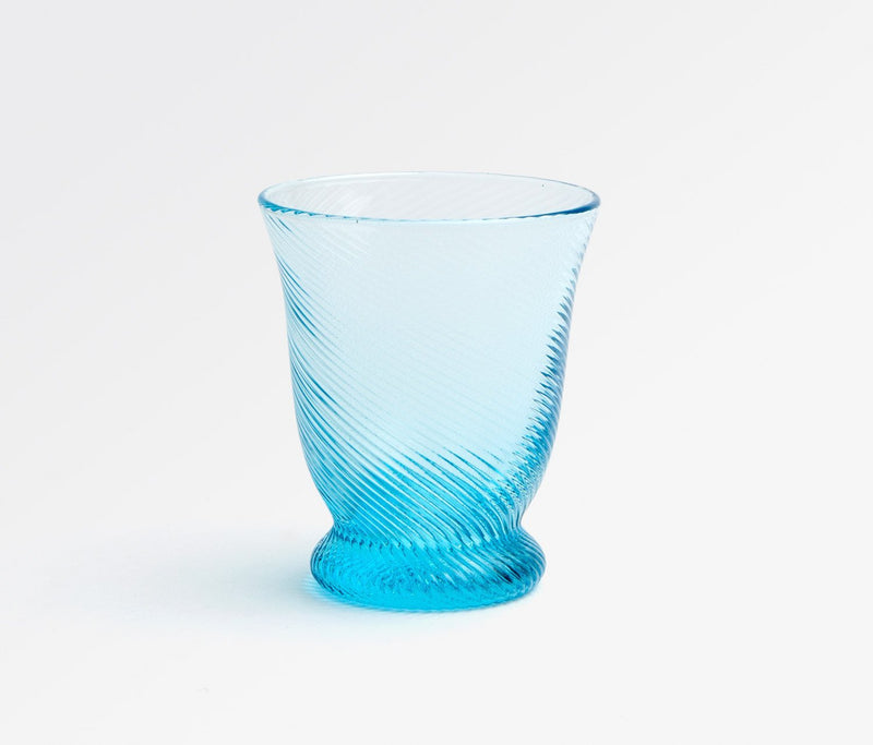 Pierre Glassware - Powder Blue