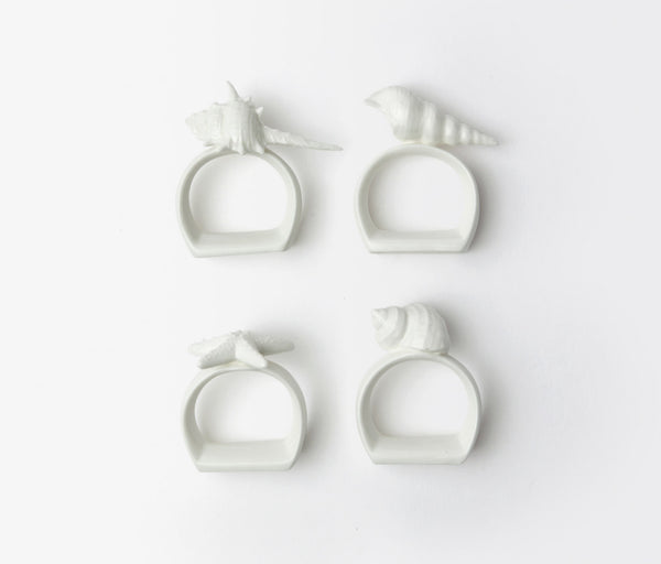 Adrian Napkin Ring Set