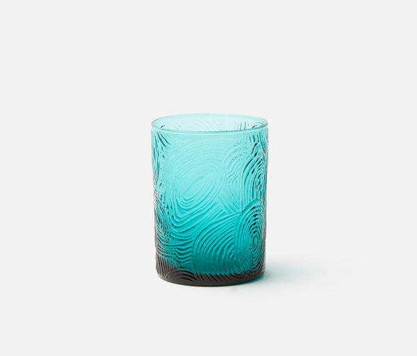 Blue Pheasant Tabletop Alyse Aqua Glassware