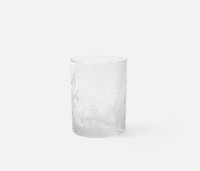 Blue Pheasant Tabletop Alyse Clear Glassware