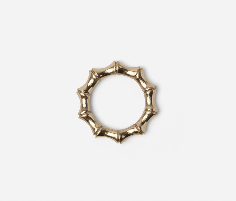 Avery Napkin Ring - Gold