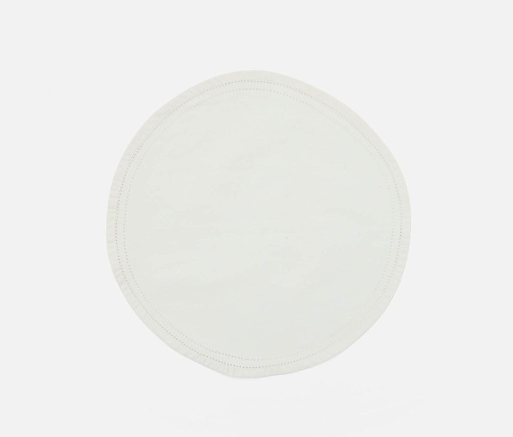 Betty Placemats - Ivory