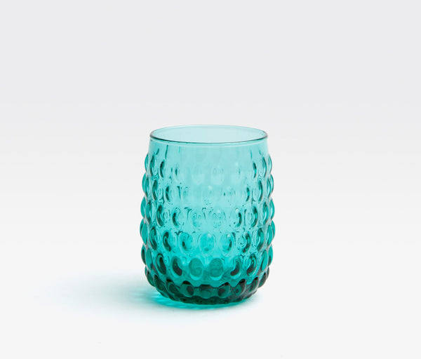 Claire Glassware - Teal