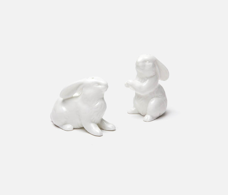 Felicity Salt & Pepper Shaker Set - White