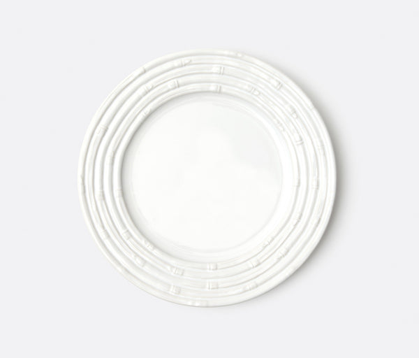 Blue Pheasant Tabletop Gia Dinnerware - White Bamboo