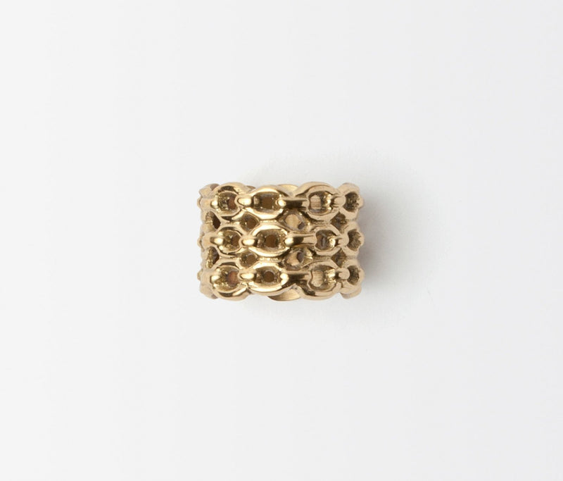 Keon Napkin Ring - Gold