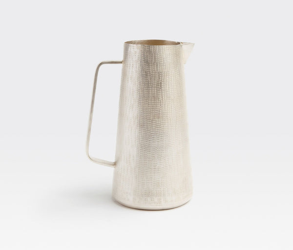 Miles Pitcher - Matte Silver