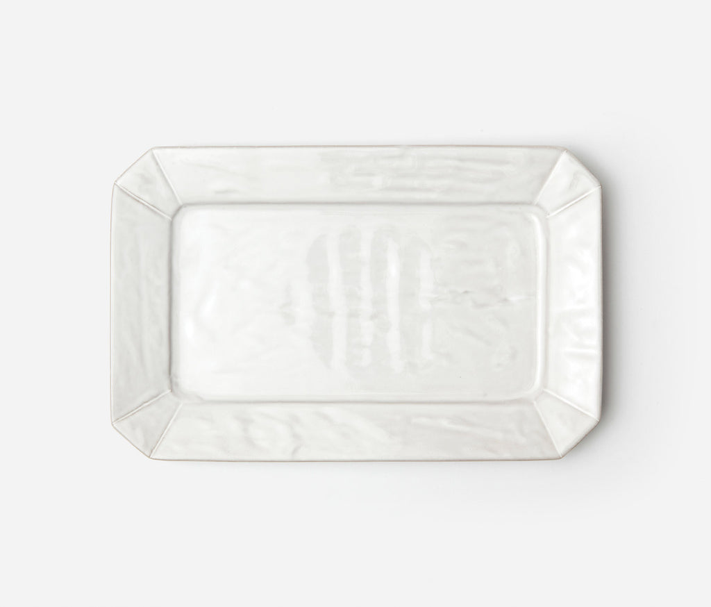Ollin Serving Tray - Glacier Gray