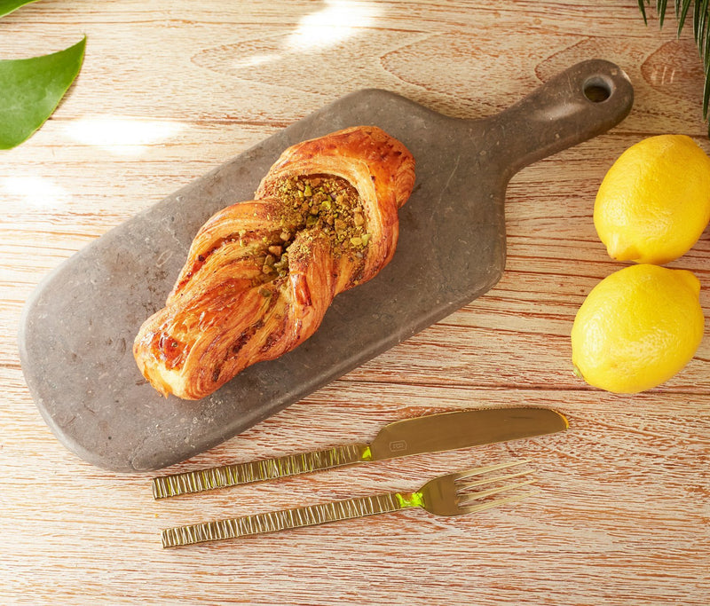 Pascal Serving Boards  -  Black Doff