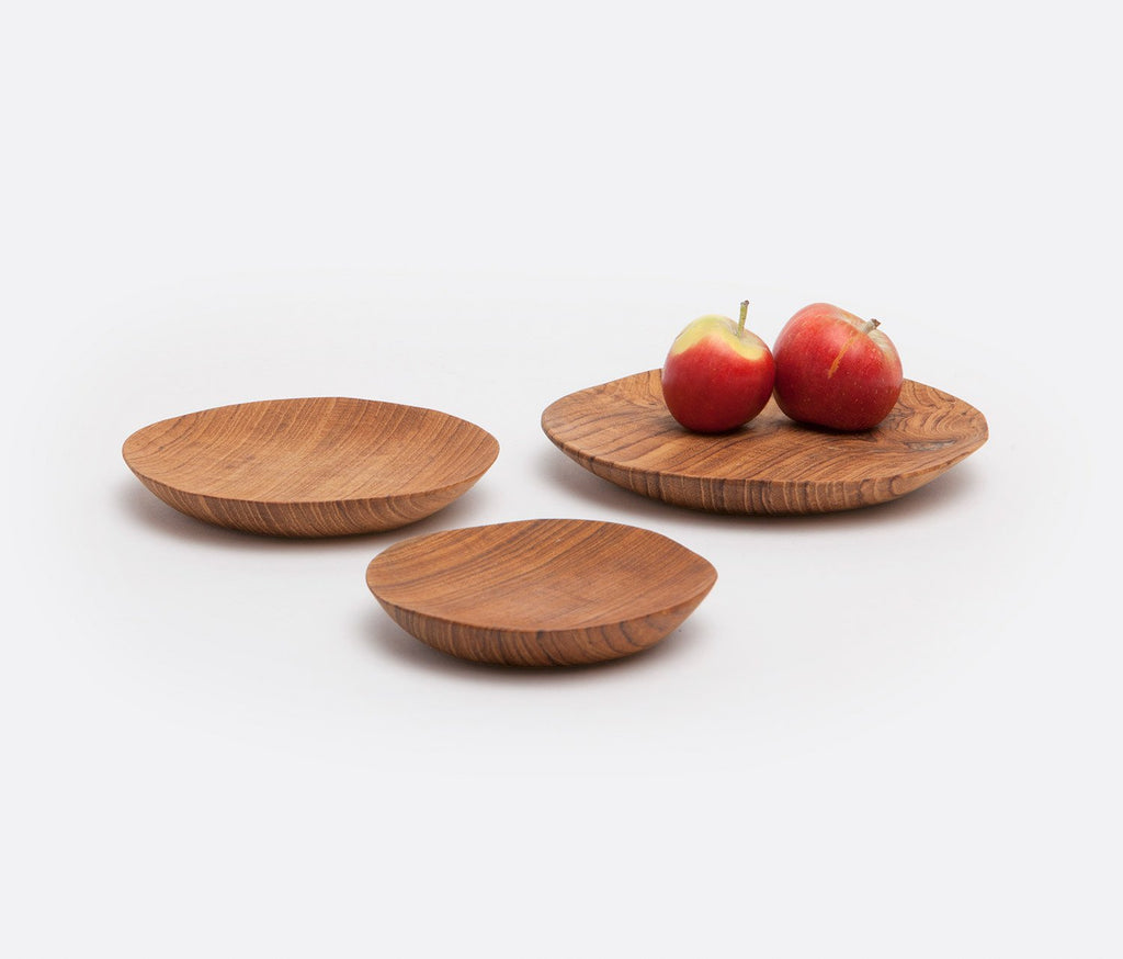 Rowan Cocktail Plate Set