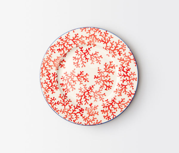 Sienna Dinnerware - Red Coral