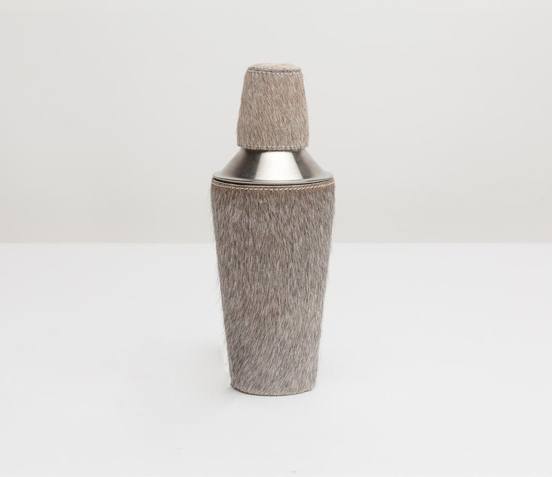 Browmley gray cocktail shaker