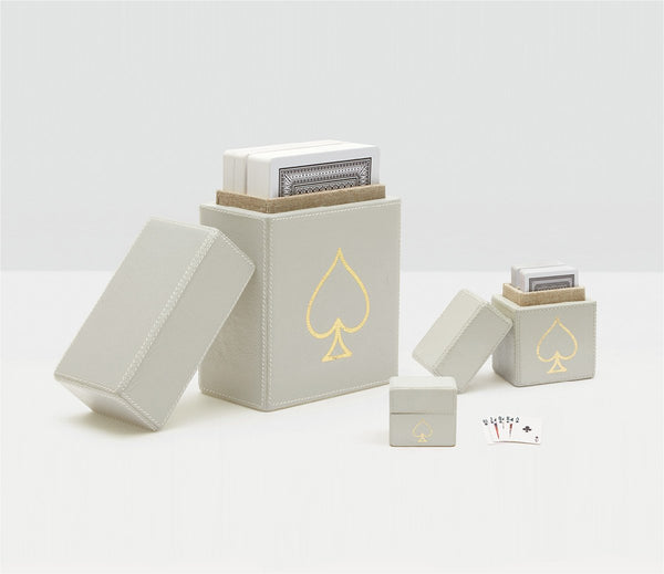 Aira Card Box Set - Light Gray