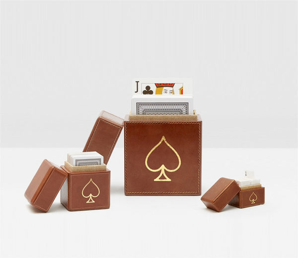 Aira Card Box Set - Tobacco