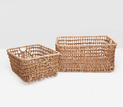 Ardross Basket - Natural Woven