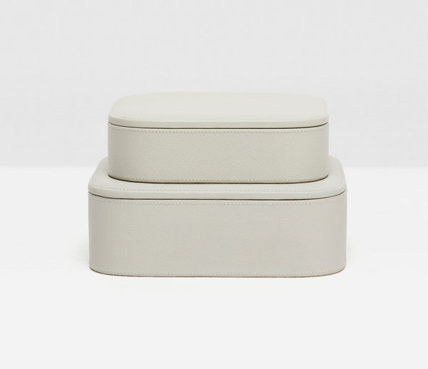 Dozza Box - Light Gray