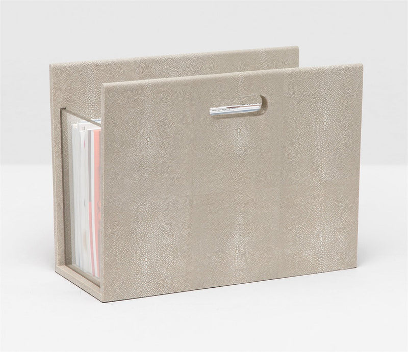 Turin Magazine Holder – Sand