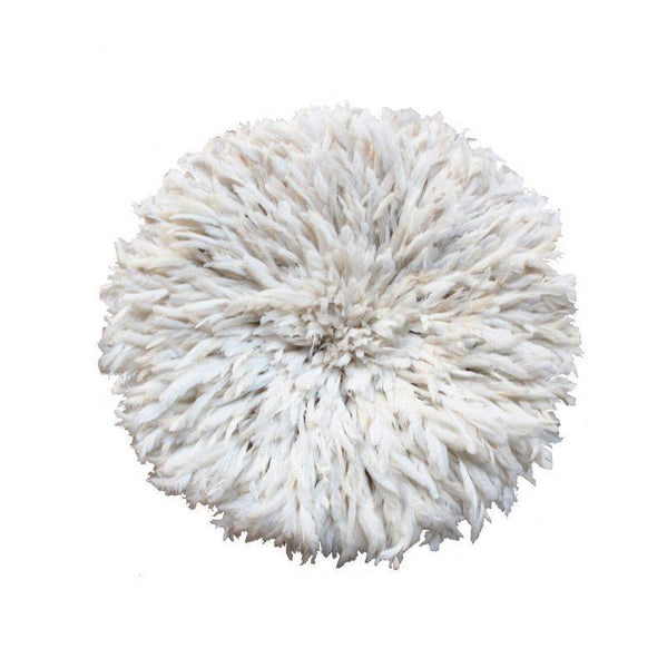 Juju Hat Wall Decor Ivory