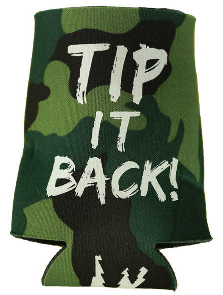 Koozie - Tip It Back - NEW