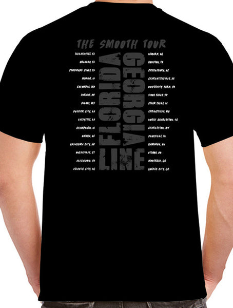 2017 Smooth Tour - Standing Photo Tee